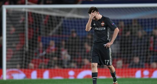 УЕФА наказал «Зенит» частичным закрытием трибун по результатам матчаЛЕ с«Вардаром»