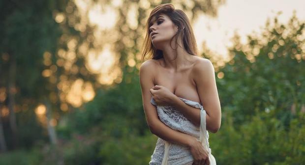 Вероника Езерская — фитнес-модель