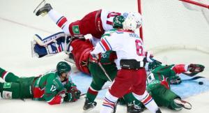Прогноз и ставка на игру Ак Барс – Локомотив 8 декабря 2017