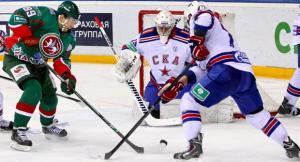 Прогноз и ставка на игру Ак Барс – СКА 6 декабря 2017