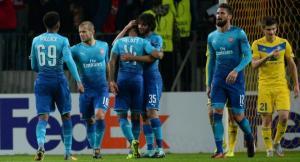 Прогноз и ставка на матч Арсенал – БАТЭ 7 декабря 2017