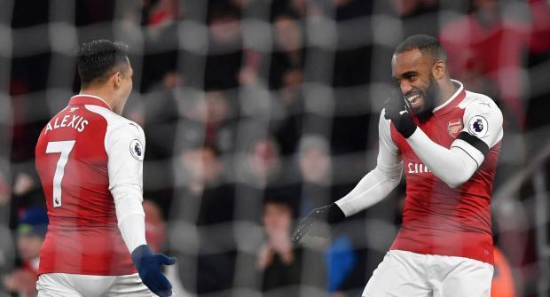 Арсенал – Манчестер Юнайтед и еще два футбольных матча: экспресс дня на 2 декабря 2017