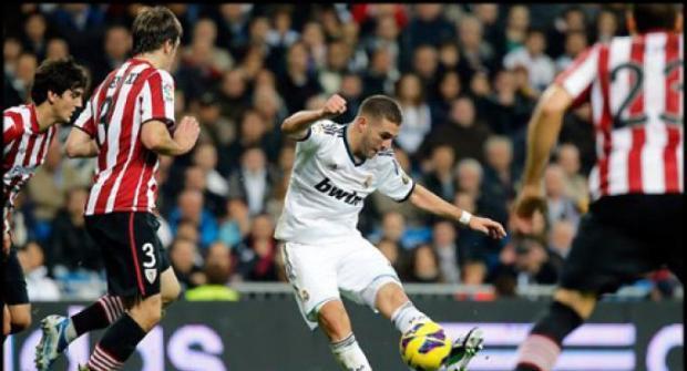 Прогноз и ставка на матч Атлетик – Реал 2 декабря 2017