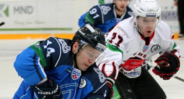 Омский «Авангард» проиграл последнюю игру в 2017г.