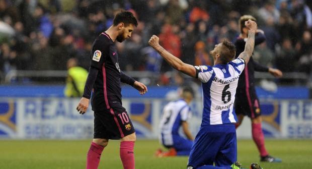 Нападающий «Барселоны» Деулофеу из-за травмы пропустит 7