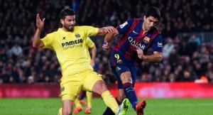 Прогноз и ставка на матч Вильярреал – Барселона 10 декабря 2017