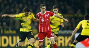Прогноз и ставка на матч Бавария – Боруссия Д 20 декабря 2017