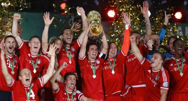 «Лига Ставок»: «Бавария» возьмет Кубок Германии