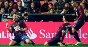 Прогноз и ставка на матч Эйбар – Валенсия 16 декабря 2017