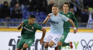 Прогноз и ставка на матч Лацио – Фиорентина 26 декабря 2017