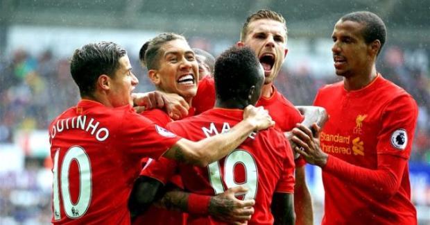 прогноз Ливерпуль — Суонси