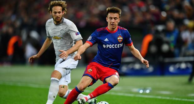 Прогноз и ставка на игру Манчестер Юнайтед – ЦСКА 5 декабря 2017
