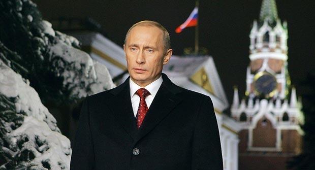 Букмекеры принимают ставки на новогоднее обращение Путина
