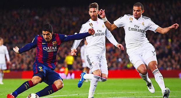 прогноз Реал - Барселона