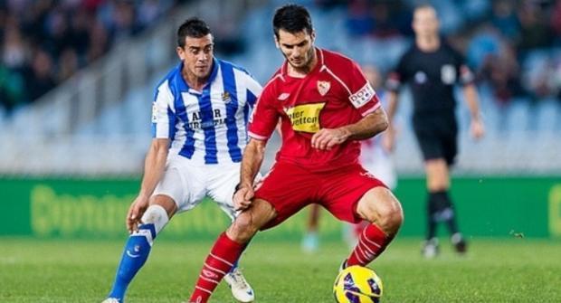 Прогноз и ставка на матч Реал Сосьедад – Севилья 20 декабря 2017