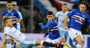 Прогноз и ставка на матч Сампдория – Лацио 3 декабря 2017