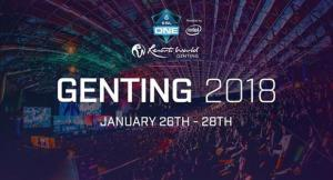Ставки на ESL One Genting 2018
