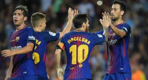 Барселона — Алавес и еще два футбольных матча: экспресс дня на 28 января 2018