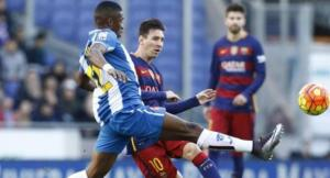 Барселона — Эспаньол и еще два футбольных матча: экспресс дня на 25 января 2018