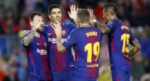Барселона — Валенсия и еще два футбольных матча: экспресс дня на 1 февраля 2018