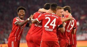 Байер — Бавария и еще два футбольных матча: экспресс дня на 12 января 2018