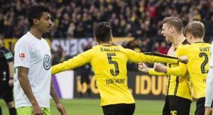 Прогноз и ставка на матч Боруссия Д – Вольфсбург 14 января 2018...
