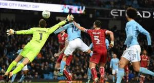Прогноз и ставка на матч Бристоль Сити – Манчестер Сити 23 января 2018