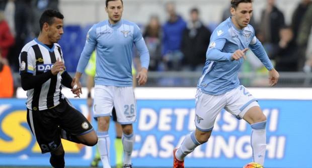 Прогноз и ставка на матч Лацио – Удинезе 24 января 2018