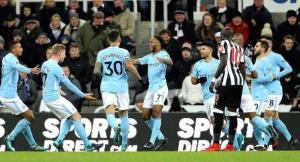 Манчестер Сити — Ньюкасл и еще два футбольных матча: экспресс...