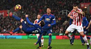 Манчестер Юнайтед — Сток Сити и еще два футбольных матча:...