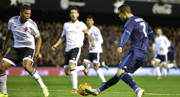 «Леганес» переиграл «Реал» ивышел в ½ финала Кубка Испании