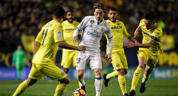 Прогноз и ставка на матч Реал – Вильярреал 13 января 2018