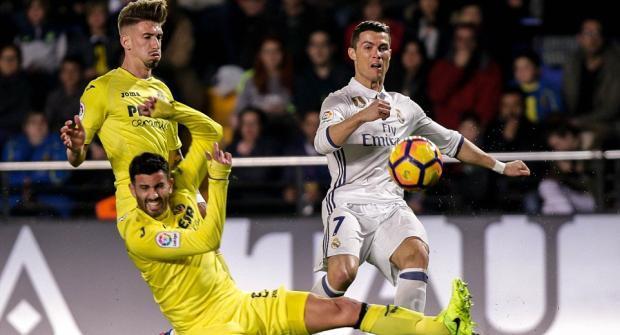 «Реал» вышел вчетвертьфинал Кубка Испании