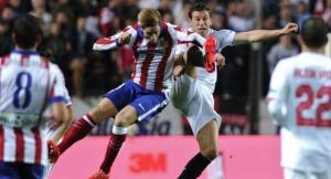Прогноз и ставка на матч Севилья – Атлетико 23 января 2018