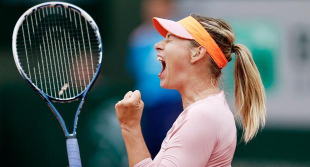 шарапова теннис ставки на фаворита