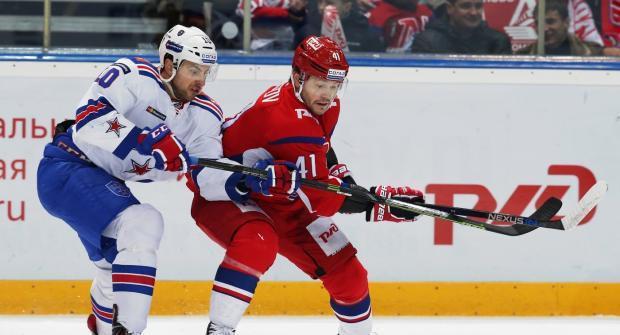 Согласно котировкам СКА неудастся разгромить «Локомотив» на собственном льду