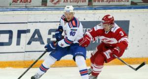 Прогноз и ставка на игру СКА – Спартак 16 января 2018