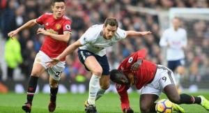 Тоттенхэм — Манчестер Юнайтед и еще два футбольных матча:...
