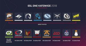 ESL One Katowice 2018: ставки, прогнозы, фавориты