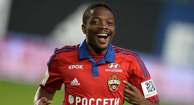 «Лига Ставок» предлагает пари на количество голов Мусы за ЦСКА