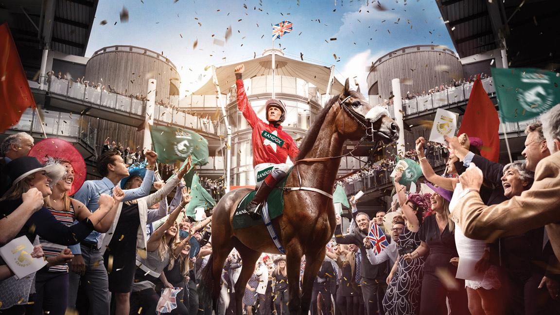 Ставки на лошадиные скачки: фестиваль Grand National