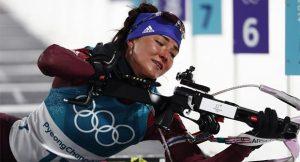 Россия не станет призером смешанной биатлонной эстафеты