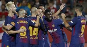 Прогноз и ставка на матч Барселона – Жирона 24 февраля 2018