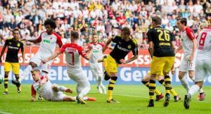 Прогноз ставка на матч Боруссия Д – Аугсбург 26 февраля 2018
