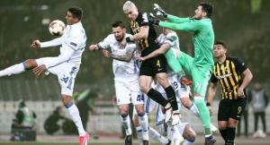 Прогноз и ставка на матч Динамо Киев — АЕК22 февраля 2018
