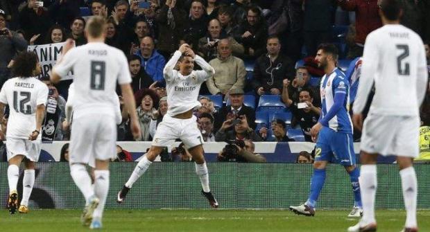 Прогноз и ставка на матч Эспаньол – Реал 27 февраля 2018