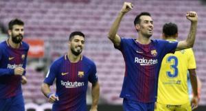 Прогноз и ставка на матч Лас-Пальмас – Барселона 1 марта 2018