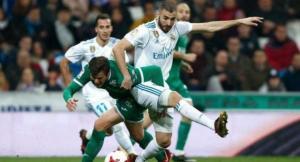 Прогноз и ставка на матч Леганес – Реал 21 февраля 2018