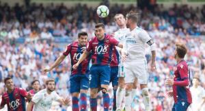 Прогноз и ставка на матч Леванте – Реал 3 февраля 2018
