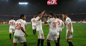 Севилья — Манчестер Юнайтед и еще два футбольных матча:...